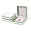 Caja blanco pendiente