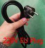 Plugue da UE de 220V.