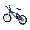 2018 New Alloy Finger Bikes Strange Desktop Toys Creative Simulation Mini Alloy Bicycle Small Wheels Finger Bike