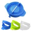 New Kitchen Tools Dumpling Jiaozi Maker Device Easy DIY Dumpling Mold Dumpling Wrapper Cutter Making Machine Cooking Pastry Tool WS-19