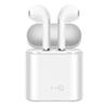 For Iphone 8 X i7s TWS headset true wireless bluetooth headphones mini twins earphone earpieces stereo headset with charging case for iPhone