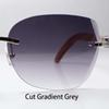 Cut GradientGrey