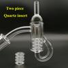 New Diamond Knot Loop Quartz Banger dab nail diamond knot power gear insert carb cap For all dab oil rigs glass water bongs