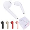 1pcs i7 i7s TWS Mini Wireless Bluetooth 4.2 Headphone Stereo Headphones Music Headphones iphoneX i8 i8x i6 for Samsung Android NOTE8 S8 s9