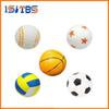 Squishy Toy Hand Football Basketball Baseball Exercise Soft Elastic Squuze Anti-Stress Ball Kid Small Ball Toy Adult Massage Squishy Toy