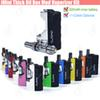 Original imini Thick oil Cartridges Vaporizer Kit 500mAh Box Mod Battery 510 Thread New Liberty V1 Tank Wax Atomizer vape pen Starter vapor