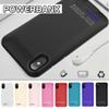 Original Battery Case for iPhone XS MAX XR 7 8 PLUS Back Cover Mobile Power bank Magnetic Phone Holder Wireless Charging Cover in Retail Box