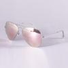 019Z2 plata / espejo de color rosa
