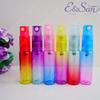 5ml Travel liquid Fine mist Perfume Atomizer Refillable Spray Empty Bottle made in china free shipping