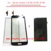 A quality LCD with Touch Panel For Samsung Galaxy Grand 2 G7102 G7105 G7106 G7108 LCD Display Digitizer + Touch Screen Sensor Glass Lens