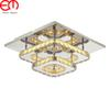 Modern Led Chandelier Led Lamps Living Room Bedroom Lighting K9 Crystal Chandelier Lustre Light Chandeliers 12w WCL004