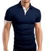 e7633cdb351 2018 Men S Polo Shirt For Men Desiger Polos Men Cotton Short Sleeve Shirt  Clothes Jerseys Golftennis Size M-XXXL M3-618