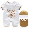 8f4feb33a856 Retail 2018 Baby Girl Romper Siamese Trousers Denim Harnesses Pant ...