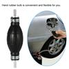 Rubber Fuel Pump Hand Primer Bulb Portable Diesel Gasoline Engine Carburetor Manual Transfer Pump Car Marine Boats