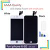 For iPhone 6 Screen LCD Replacement Display With Front Camera Speaker Proximity Sensor Full Digitizer Touch Assembly