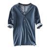 قميص ازرق