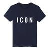 Funny Hot Sale Fashion Brand Icon T shirt Men Casual Print With Icon Hip Hop cotton Short Sleeve Tee shirt 3xl
