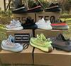 350 V2 B37572 Semi Frozen Yellow B37572 Blue Tint Grey AH2203 Beluga 2.0 Grey Bold new color kanye west outdoor running shoes