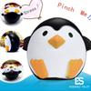 Jumbo Slow Rising squishies Kawaii Penguin Cat Hamburger Cream Scented Stress Relief Scented Squishy Toys For Kids and Adults