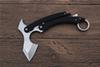 OEM Sand Tiger Claw Karambit EDC outdoor camping self-defense tactical combat Xmas Gift knives 1pcs freeshipping