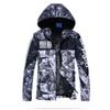 Mens Windbreaker Designer Men Blue Jackets New Fashion Coat Zipper Hoodies Gray Sports Hooded Jackets Outerwear S-2XL Wholesale