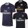 thai 2018 2019 Paris soccer jersey 18 19 mbappe VERRATTI CAVANI PSG football shirt survetement maillot de foot pre match Training top STRIKE