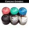 SharpStone Concave Grinders Herb Spice Crusher 40mm 50mm 55mm 63mm Metal Grinder 4 Layers Zinc Alloy Material OEM Welcome