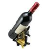 Handmade Plating Resin Wine Racks Home Kitchen Bar Decoration Practical Wine Holder Wine Bottles Decor Display Shelf