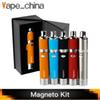 Yocan Magneto Kit 1100mAh Battery Magnetic Coil Cap Built-in Silicone Jar Ceramic Coil Dab Wax Vape Pen