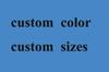 custom color size