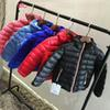 High Quality brand children winter outwear Retail Children&'s Winter Down Jackets Baby Down Coat Boys Outerwear Thickening Retail 4-10T