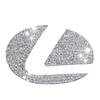 Zinc alloy Steering wheel decoration sticker logo Emblem Badge Car styling Modification for Lexus es es200 nx nx200 rx