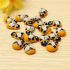 Fashion 100PCS Lot Mini Bees Wall Sticker Ladybird Fridge Magnet Cute Home Decals Kids Scrapbooking Toys Self-adhesive
