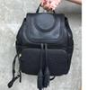 2018 top quality brand new women real leather backpack famous designer Travel Bag high quality shoulder bag