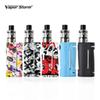 Original Vapor Storm ECO Vape Mod Fashion Starter Kit Max 90W Graffiti Box Mod 18650 Battery 2ml 0.3ohm V Tank Atomizer Ecigarette
