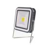 Solar led rechargeable floodlight cob portable lamp multi-functional emergency lamp camping light