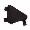 Waterproof Triangle Cycling Bicycle Bags Front Tube Frame Bag Mountain Bike Triangle Pouch Frame Holder Saddle Bag Black