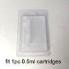 Per cartuccia da 1pc 0.5ml