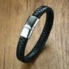 Black-Silver Clasp -Message For Length