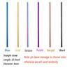 10.5 قدم مربع * 6 مم مستقيم (لون مختلط)