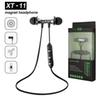 XT11 Magnet Sport Headphones BT4.2 Wireless Stereo Earphones with Mic Earbuds Bass Headset for iPhone Samsung LG smartphones with Retail Box