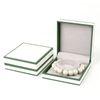 Caja de brazalete blanco