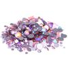 Light Rose AB Non Hotfix Crystal Rhinestones SS3-SS30 And Mixed Sizes Glue On Strass Diamonds DIY Jewelry Nails Art Decorations
