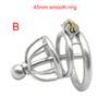 B-45мм гладкое кольцо