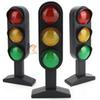 1pcs Time-limited New Trains Slot Kid Juguetes Child Traffic Light Signal Lamp Toy Mini Cars Electric Railway Brinquedos Puzzle