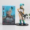 20cm Dragon ball z Figure Bulma Scultures BIG Zoukei Tenkaichi Budoukai 4 PVC Action Figure Toy
