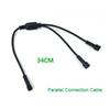 Parallel connection cable