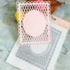 Craft Dies Lace Net Frame Decor Metal Cutting Dies Scrapbooking stamps embossing new 2017 paper Card border template punch DIY