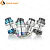 100% GeekVape Cerberus Sub Ohm Tank 5.5ml 4ml with Super Mesh Coil Top Filling Design Adjustable Bottom Airflow Control