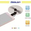 Bestsin Mini Cool Micro USB Fan Mobile Phone USB Gadget Fans Tester For 2 in 1 iphone and Android